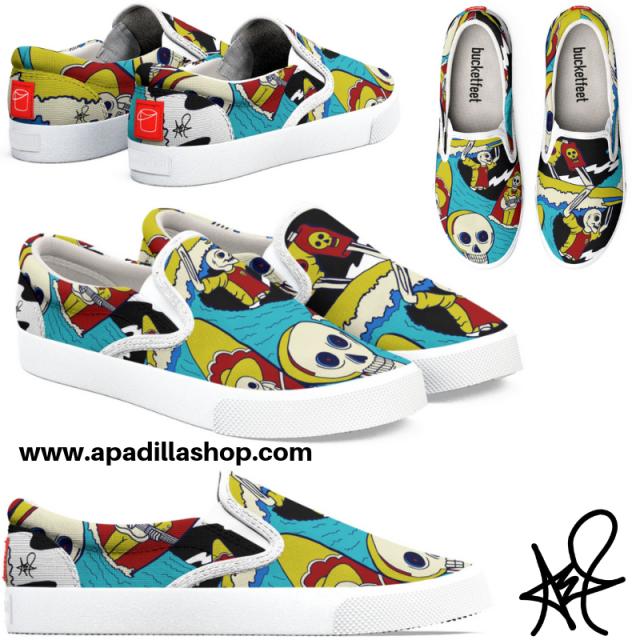 surf mariachi shoes